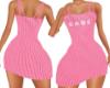 Pink Babe Dress