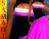 {S} Bee Dress Purple