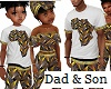 Kids Dad Afrocentric 2