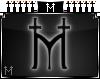 R.I.P  M tattoo