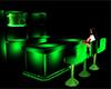 Green Neon Club Bar