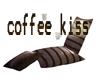 coffee kiss pillows