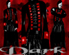 DARK Goth Long Coat