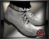 [JAX] WHITE WORK BOOTS