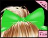 lilmiss Lucky Charm bow
