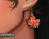 NP. Autumn Earrings