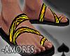 Cat~Amores L4mu .Sandals