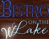 *W* Bistro Lake Sign
