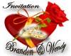 G~Invitation wedding car