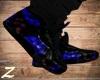 ~Z~Roses blue kicks