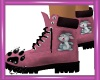 CW Kids Pink Boots