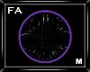 (FA)DiscoHeadV2M Purp