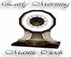 !V! O.S. Mantle Clock