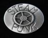 SteamPunk Badge (F)
