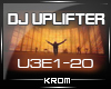 [KROM] DJ UPLIFTER VOL.3