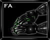 (FA)Armor Gloves Green
