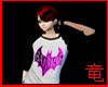 [竜]Batgirl Shirt