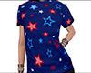 Patriotic Stars Shirt F
