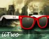 iiT| Rayban Wayfers Red