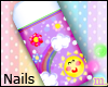 [K] Kawaii nails