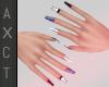∆ Halloween Nails V4