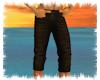 ! Pirate cutoffs brown