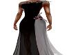 Ebonese Gown