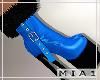 Winter Boots blue