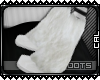 [c] Monster Boots White