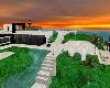 Island private estate
