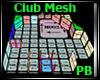 (PB)New Large Club Mesh