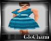 Glo*VintageSunDress~Blue