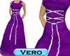 ~Vero~Lady Dress Purple