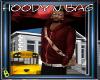 Hoddie N Bag Red