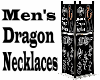 Men's Dragon Necklaces