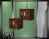 *JJ* Pallet Lamp