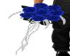 Bouquet - Blue Flowers