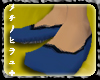 Rai™ KungFu Shoes Blue