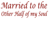 Married to..sticker