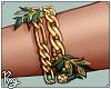 Hopeless Gold Bracelet
