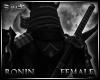 ! Ronin Katana Back F