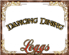 Dancing Dining Sign