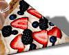 slice of fruit pizza