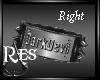 DarkDevil Right Armband