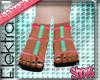 L! LUA Sandals