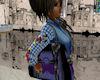 Butterfly  Purse Bag