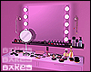 B♥ CRIB MAKEUP AREA