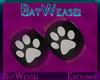 +BW+ Paw Printed Armpads
