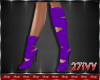 IV.Overlaid Boots_Purpl