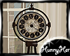 Old Rustic Clock